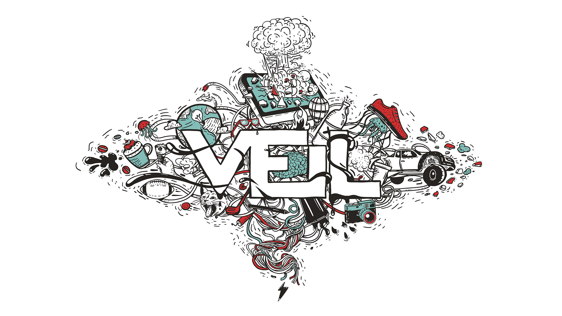 VEIL TEES 2